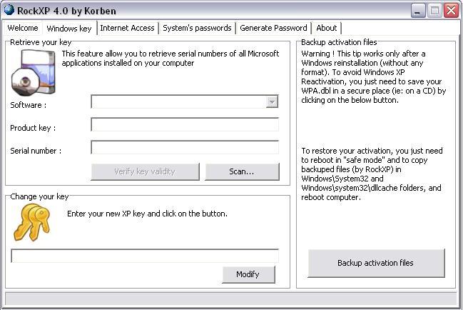 Описание Сделайте ваш Windows XP genuine, то есть настоящим, за 5